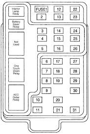 2000 ford f150 fuse box diagram under dash wiring schematic 2010 f150 fuse box diagram trailer lights at 2007 F150 Fuse Box Diagram