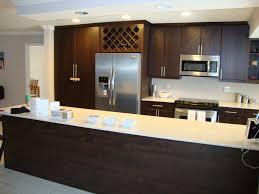 Jackson Kitchen Cabinet Cosbellecom Creative Cabinets Decoration - Dark brown kitchen cabinets