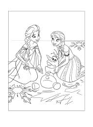 Coloring Pages Frozen Anna Coloring Pages And Page Book Fever