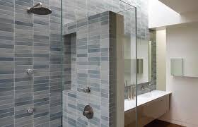 Simple Bathroom Shower Tile Ideas .