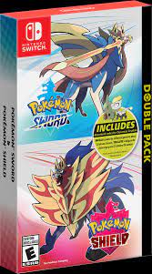 Pokemon Sword and Shield Double Pack | Nintendo Switch