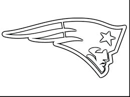 patriots football coloring pages new england patriots coloring 1845895