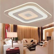 creative designs in lighting. Creative Design Ultrathin Led Ceiling Light Square Acrylic Lamp Double Color Indoor Lights For Livingroom Kitchen Decorative Moderne Lamps Designs In Lighting