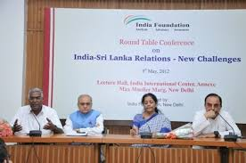 roundtable conference on india sri lanka relations