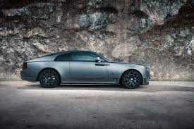 DUB Magazine - Spofec Tuning Program for the Rolls Royce Wraith