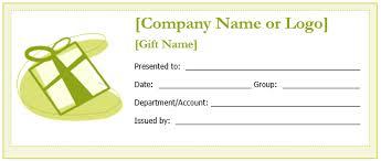 Microsoft Word Templates Gift Certificates Word Gift Certificate Templates Rome Fontanacountryinn Com
