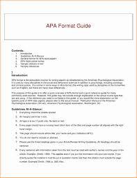 Apa Format Paper Template Beautiful 18 Apa Format Paper Simple