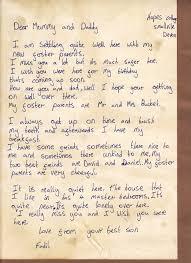 An Evacuee Letter World War 2 Pinterest