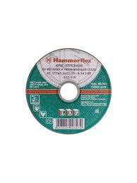 <b>Круг отрезной Hammer</b> Flex 232-010 по металлу и нержавеющей ...