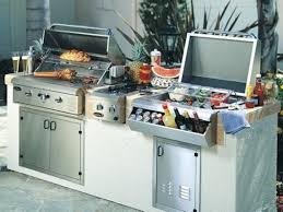Modular Outdoor Kitchens Lowes Kitchen Modular Outdoor Kitchens Pertaining To Imposing Modular