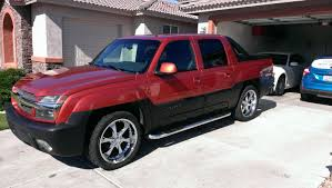 Jason Moseley's 2011 Chevrolet Avalanche