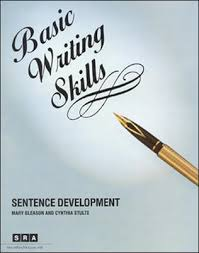 Writing Skills Basic Writing Skills 1992
