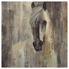 canvas horse silhouette canvas framed art wall decor bouclair inside most on horse silhouette wall art with photos of horses canvas wall art showing 10 of 15 photos