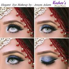 eye makeup by anam aslam