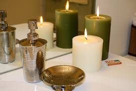 Tricks On How To Revamp Your Bathroom ASAP - Candles for bathroom