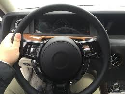 2018 rolls royce suv. perfect royce 2018 rollsroyce phantom dashboard driver side steering wheel spy shot inside rolls royce suv