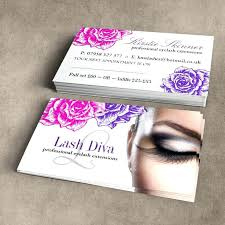 professional business cards and flyers 38 best makeup card inspirations images on artist