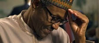Image result for BUHARI IN BED