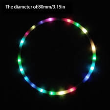 Led Lights For Fat Reduction Super Promo 4eaf1 Led Colorful Fitness Circle Performing