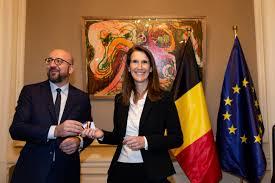 Belgien bekommt erstmals eine Frau als Premier: Sophie Wilmès tritt die  Nachfolge von Charles Michel (MR) an - Ostbelgien Direkt