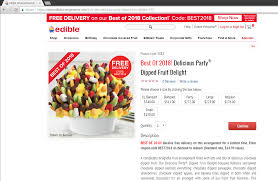 Semi Sweet Designs Coupon Code Ediblearrangements Coupons