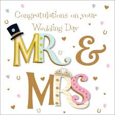 Words For Congratulations Congrats On Your Wedding Day More Than Words
