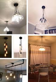 multi bulb light fixture 5 cer any colors multi pendant light fixture ceiling multiple bulb hanging light fixture