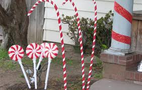 Large Candy Cane Decorations Giant Candy Canes Decorations 100 Eye Candy 9