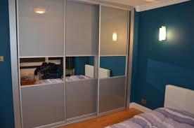 fetching design mirrored sliding closet fetching design mirrored sliding closet