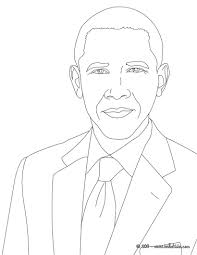 Small Picture President barack obama coloring pages Hellokidscom