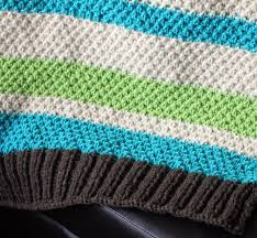 Free Knitting Patterns For Baby Blankets Best Decorating Design