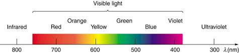 Optical Spectrum Chart The Electromagnetic Spectrum Boundless Physics