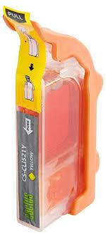 Купить <b>Картридж CACTUS CS</b>-<b>CLI521Y</b>, желтый в интернет ...