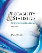 Probability and Statistics for Engineering and the Sciences Devore ...