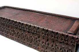 african furniture and decor. View Larger Image Hand-carved-african-wood-bed African Furniture And Decor