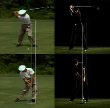 maybe what 60 40 weight on the back foot 55 45 the backswing these days is about rotation and the downswing about moving your swing center ever so