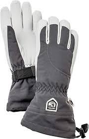 Hestra Womens Extra Warm Ski Gloves Heli Leather Winter Cold Weather Powder Glove