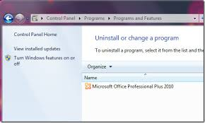 office uninstaller uninstall or remove microsoft office 2010