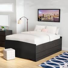 Pedestal Storage Bed Frame | Wayfair