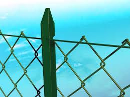 Recinzioni Da Giardino In Metallo : Palo profilo quot t per sostegno recinzioni ferramentamania