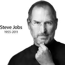 Er glaubte daran, dass Technologie die Welt verbessern könnte. Und er tat dies. Steve Jobs war der Johannes Gutenberg unserer Zeit. - stevejobs