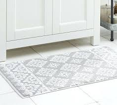 cotton bath rugs jacquard tub mat x cotton bath rugs without latex backing