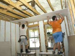 tips for hanging drywall on ceiling by yourself centralroots com