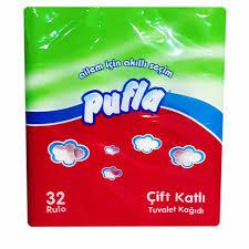 Pufla Toilet Paper32s
