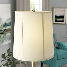 Darby Home Co 14 Linen Drum Lamp Shade Reviews Wayfair