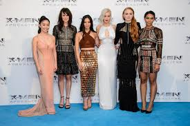 She also worked with deadpool actress taylor hickson on the show. X Men Apocalypse Premieres In London Photo Gallery