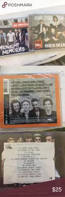 best ideas about one direction cd one direction one direction cds made in the am never opened and midnight memories opened