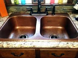 how to clean copper sink s with ketchup faucets green spots how to clean copper