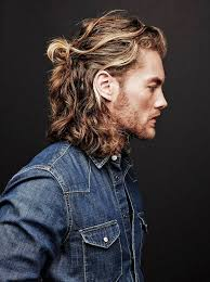 Derek Jaeschke The Ever Amazing Man Bun Mannen Met Lang Haar