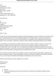 Cna Cover Letter Samples Cna Cover Letter Sample Icebergcoworking Icebergcoworking